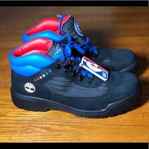 Timberland x Philadelphia 76ers Boots